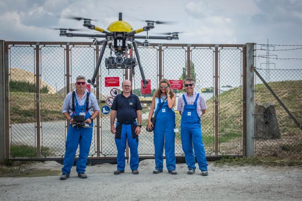 Drohnen Praxis Basisschulung für gewerb. & private Piloten- Nr.1
