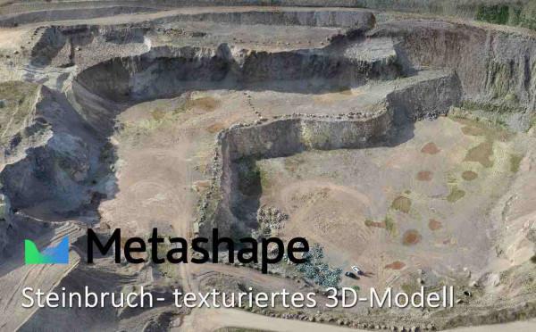 Agisoft Metashape- 11.02.21 Einsteiger Onlineschulung