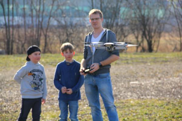 Drohnen Workshop für Kids 29.02.2020