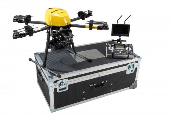 """MULTIROTOR G4 Surveying-Robot Paket """"Medium"""""""