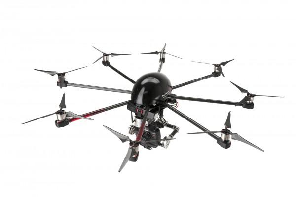 MULTIROTOR G4 Skycrane