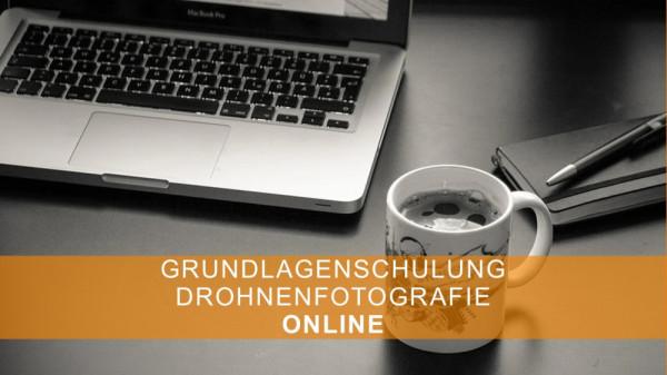 Online- Drohnenfotografie Grundlagenschulung