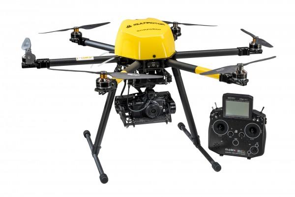 """MULTIROTOR G4 Surveying-Robot Paket """"Small"""""""