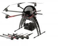 Demontierbare Ausleger MULTIROTOR G4 Skycrane