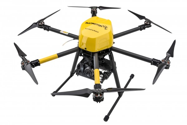 MULTIROTOR Surveying-Robot - Easy Reference Österreich- Paket