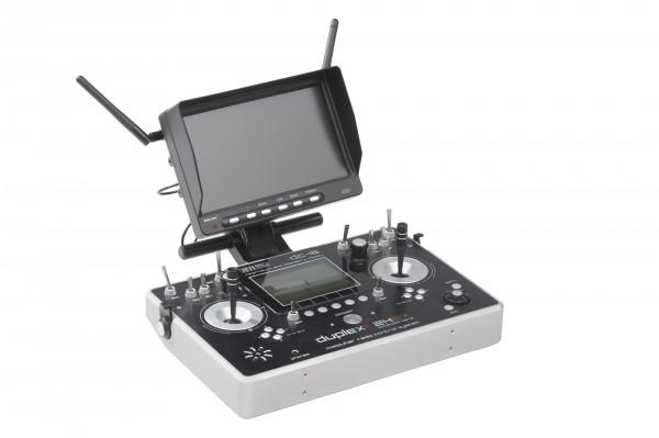 Zusätzlicher Sender für Kameraoperator