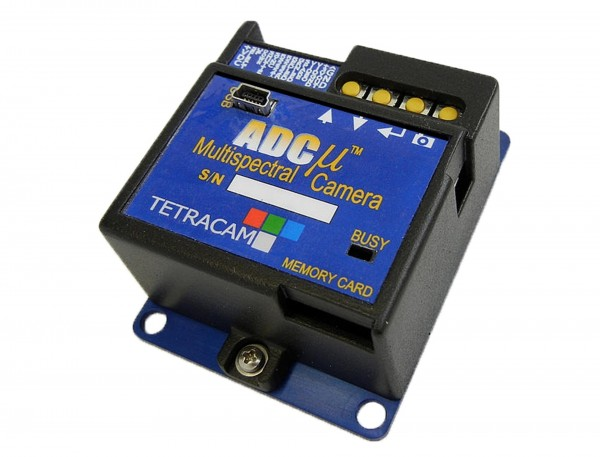 Systemintegration Tetracam ADC-Micro Multispektral Kamera