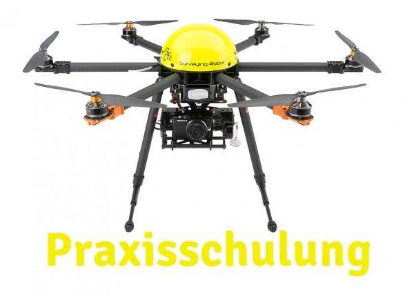 1-tägige individuelle Praxisschulung inkl. Flugpraxis-Zeugnis