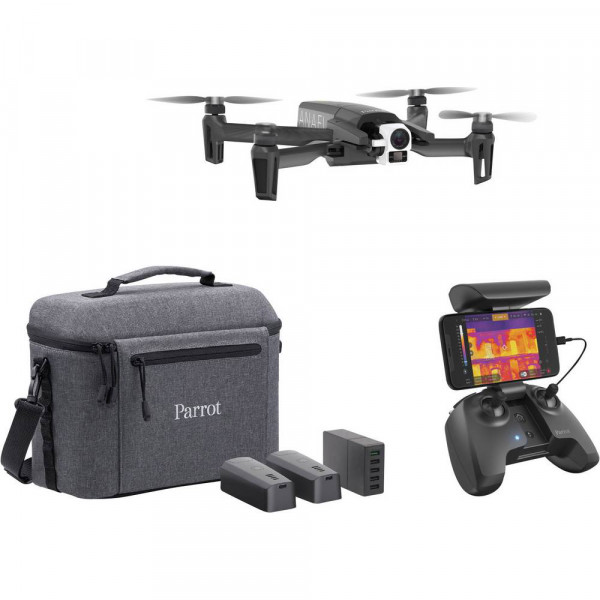 Parrot Anafi Thermal Industrie Drohne RtR Kameraflug mit Wärmebild