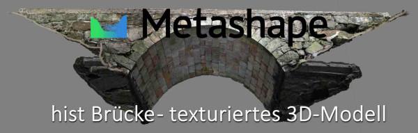 Agisoft Metashape- 08.06.21 Einsteiger Onlineschulung