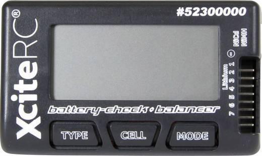 Cell-Check für Lipo / Lilo / LiFe / NiMh / NC mit Balancer XciteRC 52300000