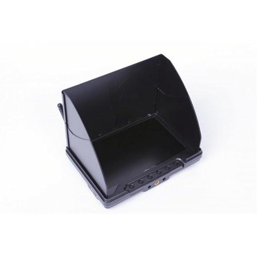 "Black Pearl - 7"" 40 Kanal 5,8Ghz Diversity Monitor mit Akku und Ladegerät"