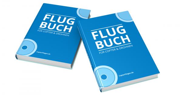 Flugbuch für Multicopter und Drohnen
