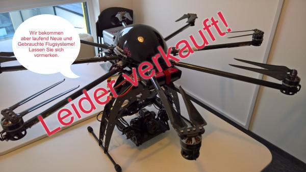 MULTIROTOR G4 Eagle SKYELEMENTS- Ausstellungsstück ist verkauft!