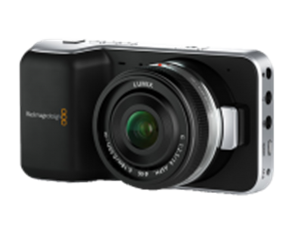 Multirotor Kamera Option: Blackmagic Super 16 Pocket