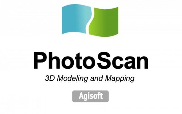 Agisoft PhotoScan Professional Edition - Einzel Lizenz