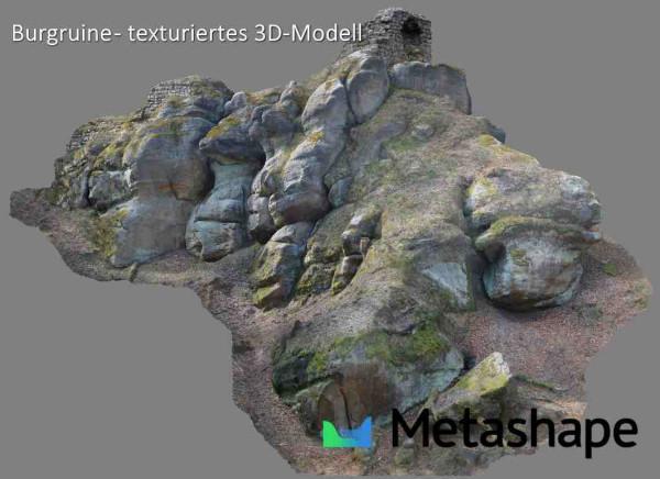 Agisoft Metashape-10.03.21 Einsteiger Onlineschulung